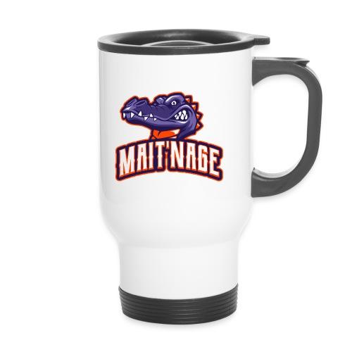 Gator by Mait'Nage - Mug thermos