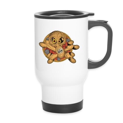 The skull - Thermal mug with handle