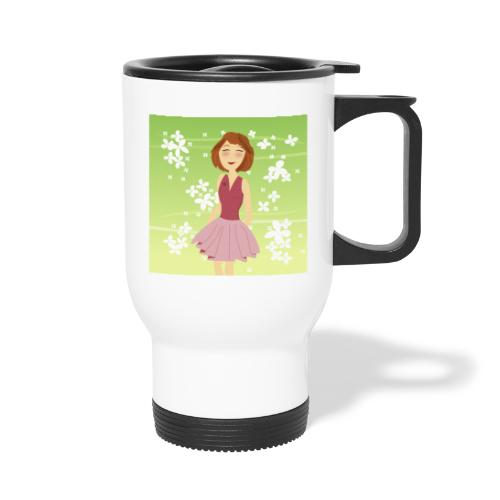Dreamgirl Katie's lente - Tasse isotherme avec poignée