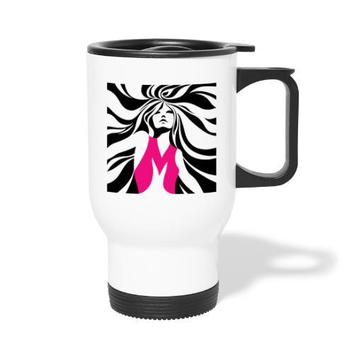 Mélographie - Mug thermos