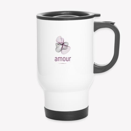 love - Mug thermos