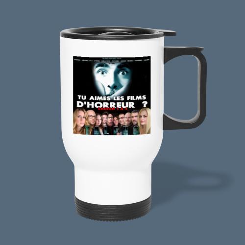Talfho Logo Saison 4 - Mug thermos