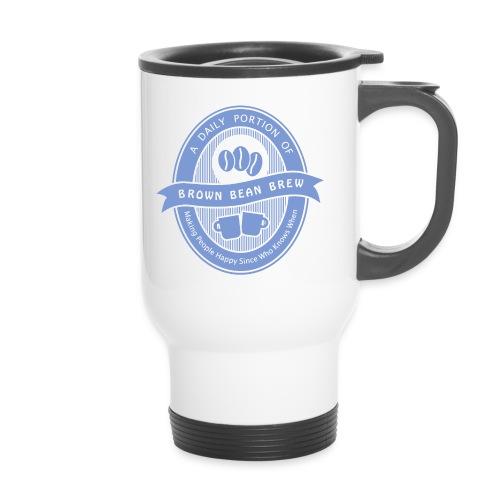 Celebrating Coffee - Thermobecher mit Tragegriff