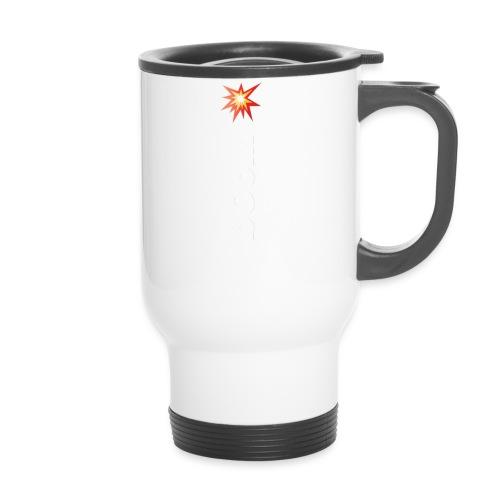 bOoM - Thermal mug with handle
