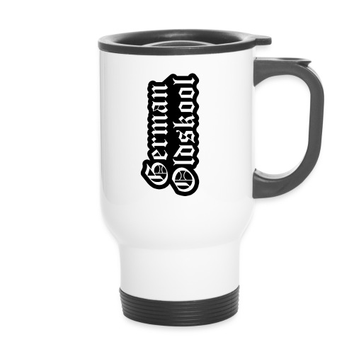 Grand Logo German Oldskool Official - Mug thermos