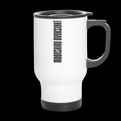 Moonshine Oversight logo - Mug thermos