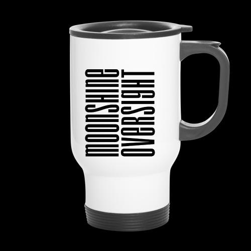 Moonshine Oversight noir - Mug thermos