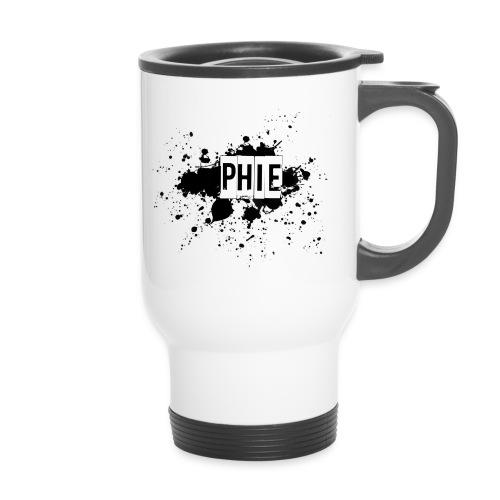 Phie 8 - Thermal mug with handle