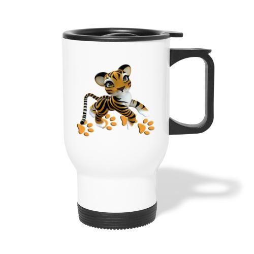 Kleiner Tiger - Thermobecher