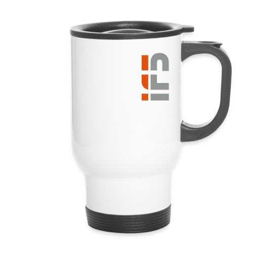 if5 logo - Thermobecher