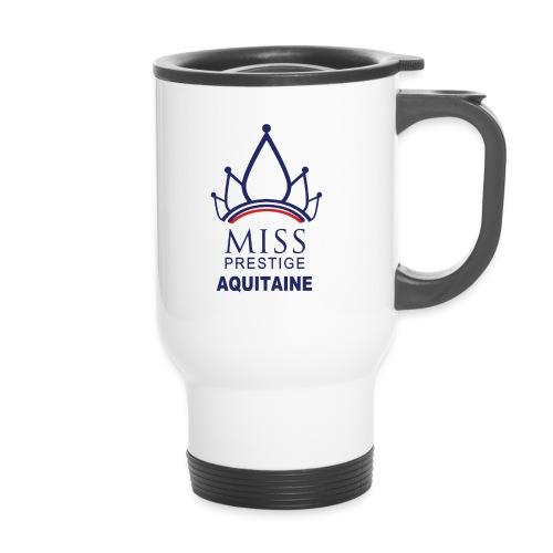Logo AQUITAINE png - Mug thermos