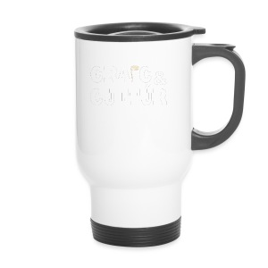 Craic and Cultúr - - Travel Mug