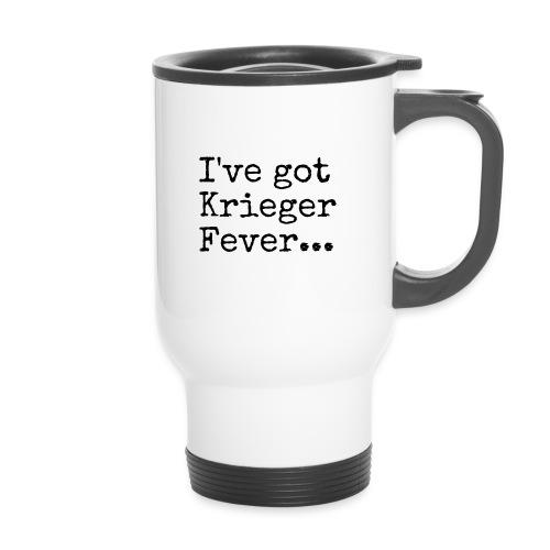 Krieger Fever Black - Thermal mug with handle