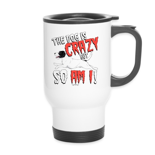 parsoncrazy3 - Thermal mug with handle