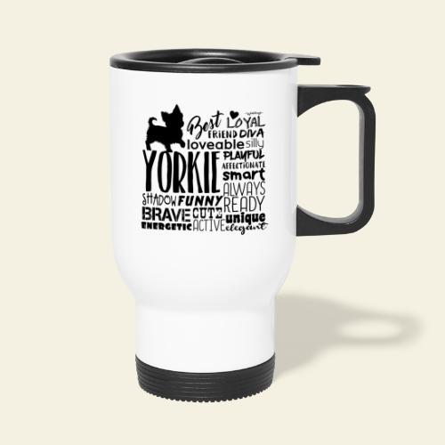 Yorkshire Terrier Words B - Termosmuki