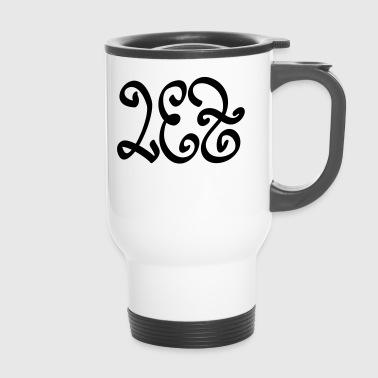 2EZschnörkeln - Mug thermos