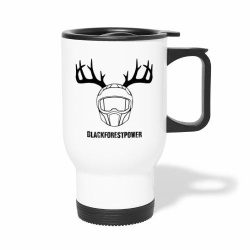 Blackforest Helm - schwarz - Thermobecher