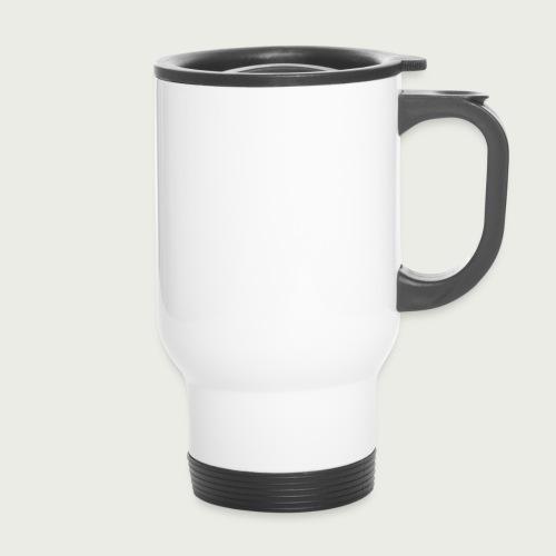 RuokangasGuitars white - Travel Mug