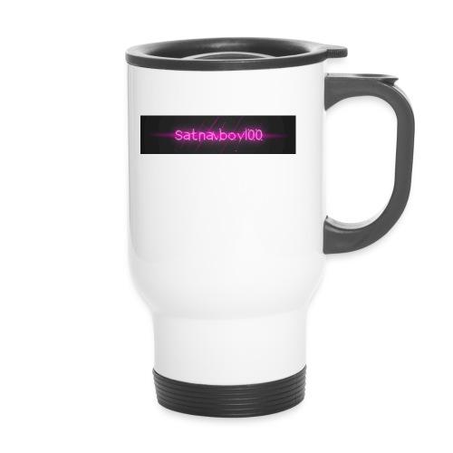 Satnavboy100 Shirt - Travel Mug
