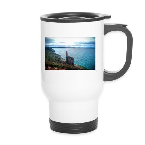 cornwall 2 jpg - Thermal mug with handle