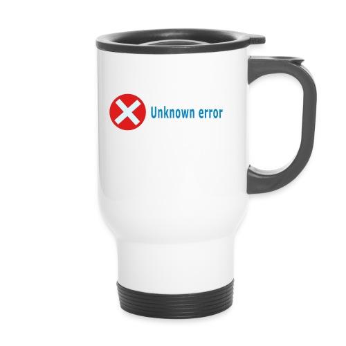 Unkown Error - Termosmuki