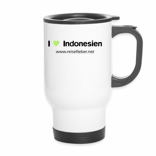I love Indonesien - Thermobecher