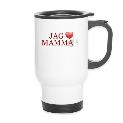 Jag älskar mamma - Termosmugg