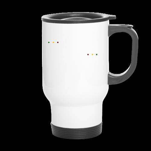 Rasta Chenille - Mug thermos