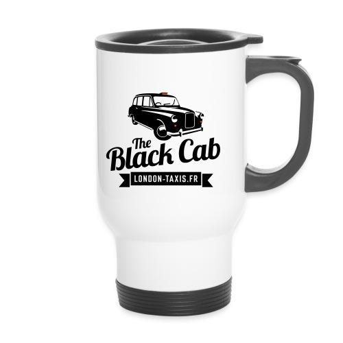 The Black Cab - Mug thermos