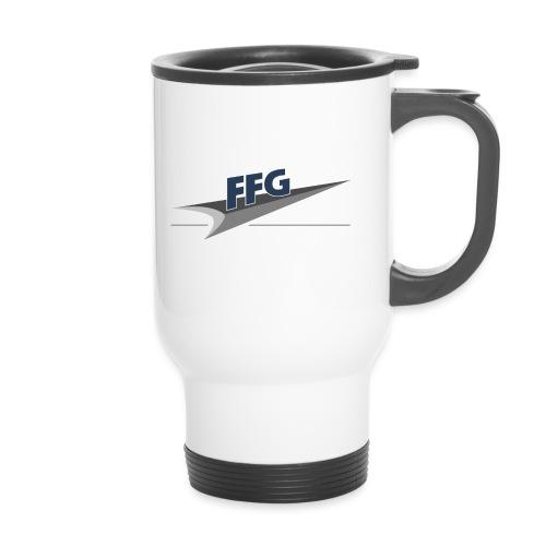 ffglogo - Thermobecher mit Tragegriff