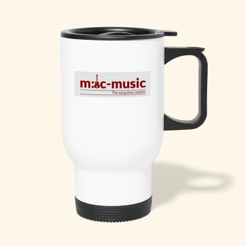 mtc music - Thermobecher mit Tragegriff