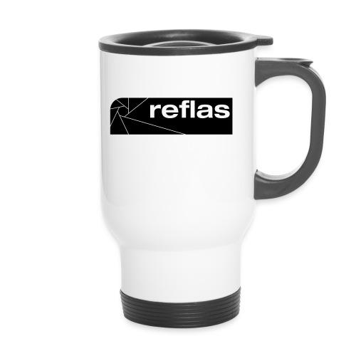 Reflas Clothing Black/Gray - Tazza termica