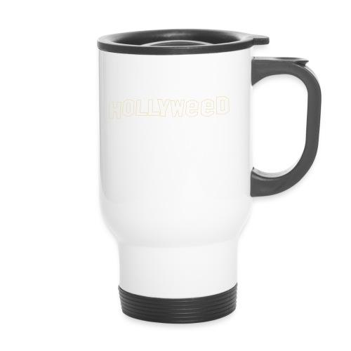 Hollyweed shirt - Mug thermos