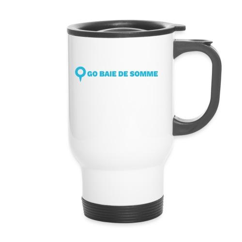 LOGO Go Baie de Somme - Tasse isotherme avec poignée