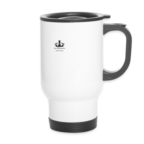 william - Travel Mug