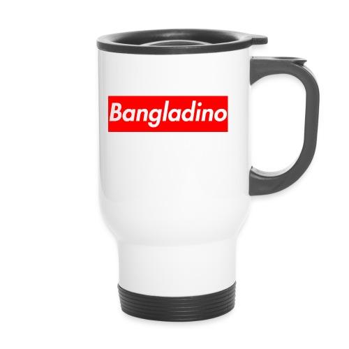 Bangladino - Tazza termica con manico per il trasporto