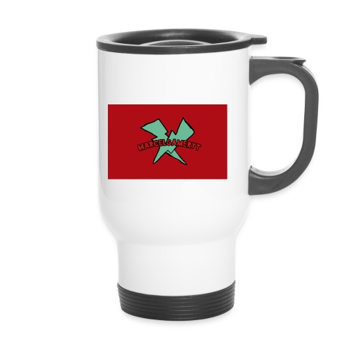 Original Logo - Thermal mug with handle