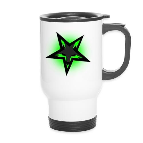 KDutch Logo - Thermal mug with handle