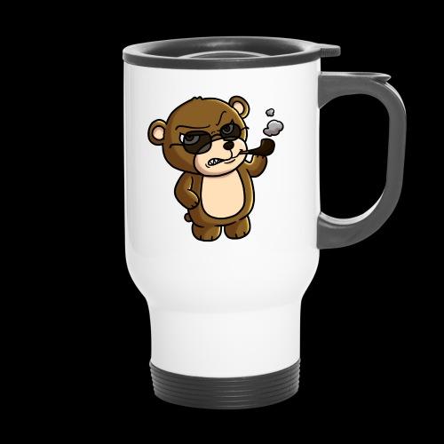 AngryTeddy - Travel Mug