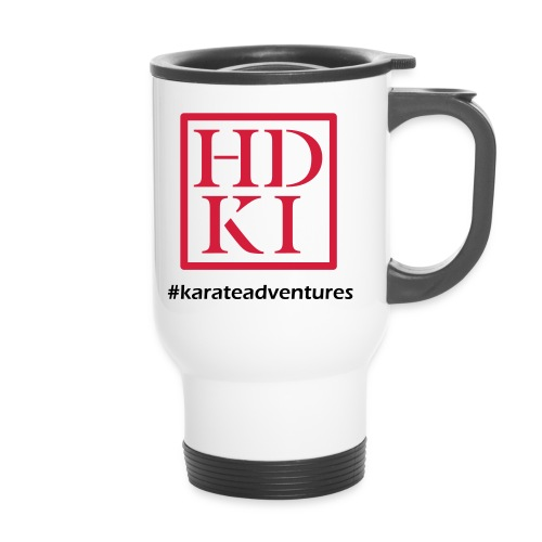 HDKI karateadventures - Travel Mug