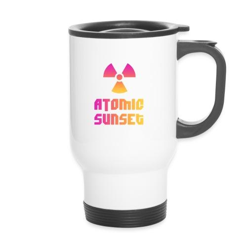 ATOMIC SUNSET - Mug thermos