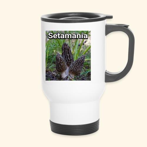 Colmenillas setamania - Taza termo