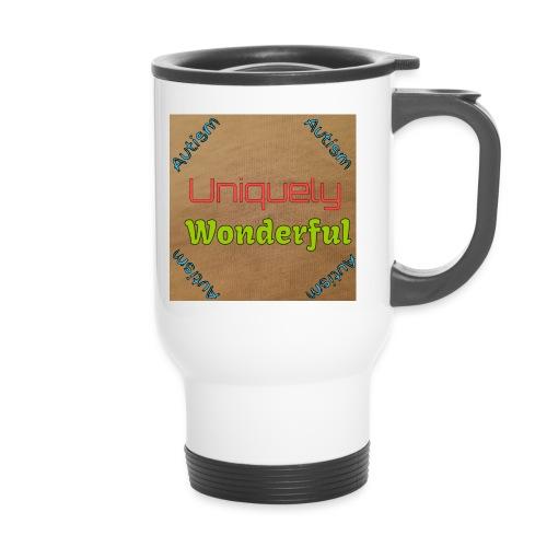 Autism statement - Travel Mug