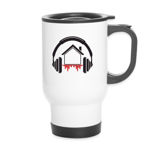 mix at home Logo - Mug thermos