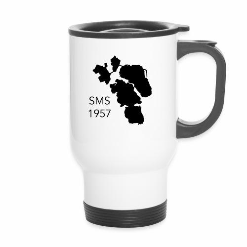 sms logo 60v musta - Termosmuki