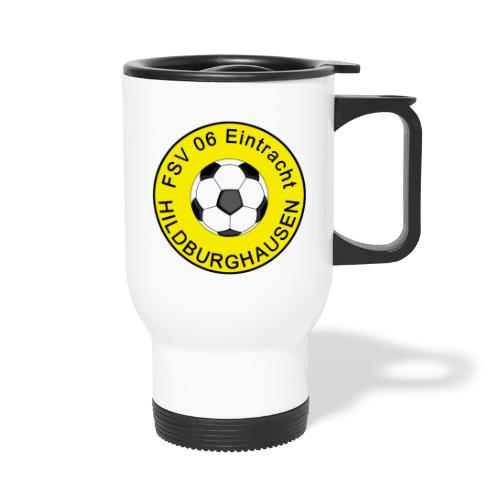 Hildburghausen FSV 06 Club Tradition - Thermobecher mit Tragegriff