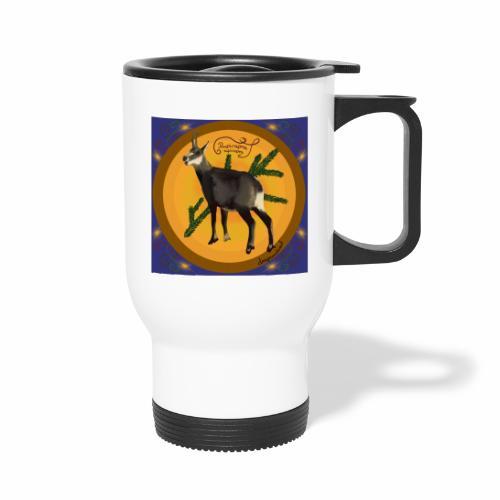 The chamois - Thermal mug with handle