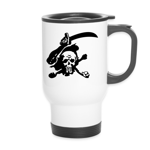 Skull Attack - Travel Mug