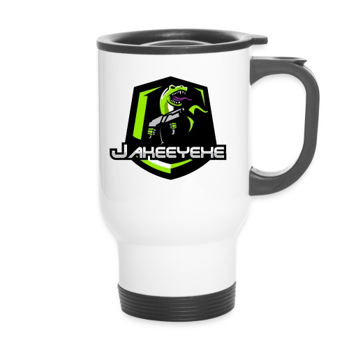 JakeeYeXe Badge - Travel Mug