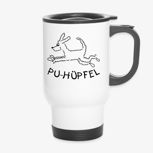 Pu-Hüpfel - Thermobecher